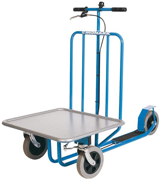 Monark Flaksparkcykel 3-hjulig