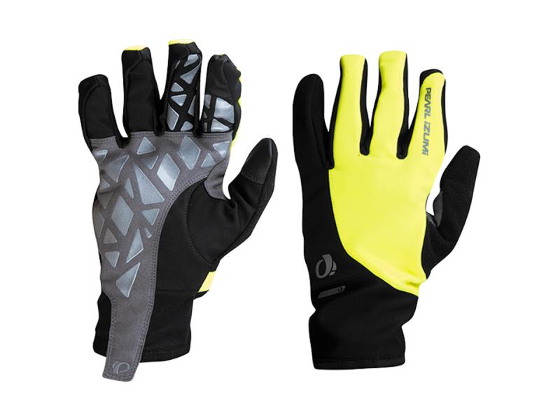Handskar Select Softshell Gul