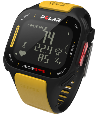 Polar RC3 GPS Tour de France Bike