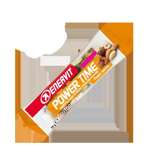 Enervit Power Time Bar Frukt/Nötter 30g