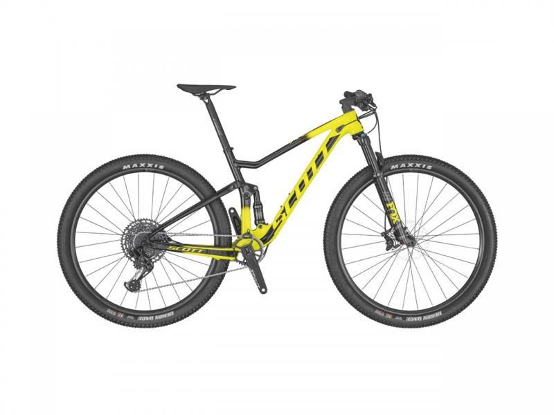 Scott Spark RC 900 Comp 2020