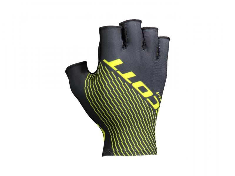 Handskar Scott RC Team Kortfingrad
