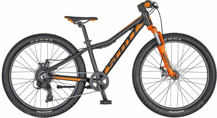 Scott Scale 24 Disc Svart 2020