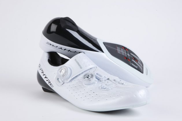 Skor Shimano RC900 S-Phyre Vit