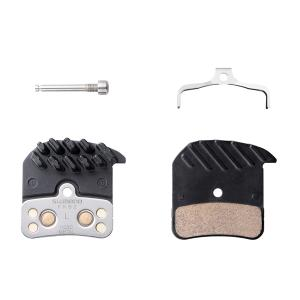 METAL PAD W/FIN & SPRING, H03C, W/SPLIT PIN