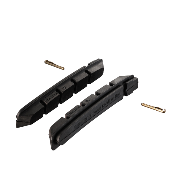 Bromsbelägg XTR Marathon, 2 par, 70mm cartridge pads