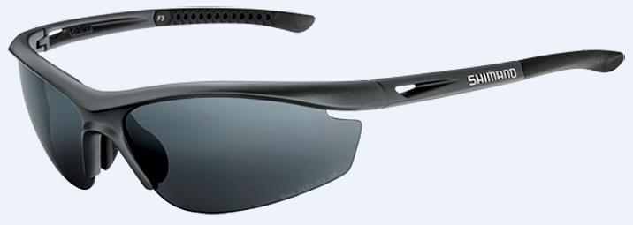 Glasögon Shimano Solstice | Mattsvart |