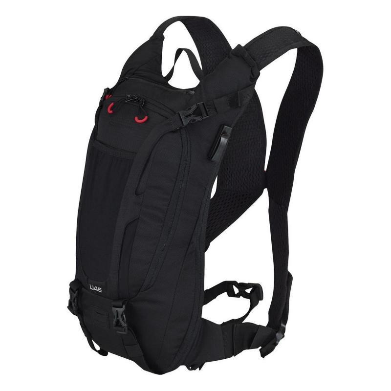 Väska Shimano Unzen 4 Enduro Med Vätskebehållare Svart