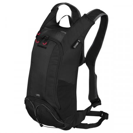 Väska Shimano Unzen 10L, med vätskebehållare svart
