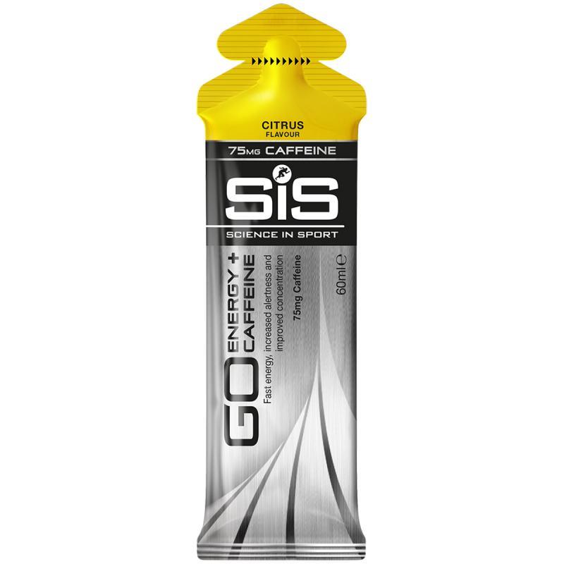 SIS Go + koffein Gels