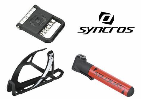 Syncros MTB-Kit Flaskhållare,Pump,Verktyg