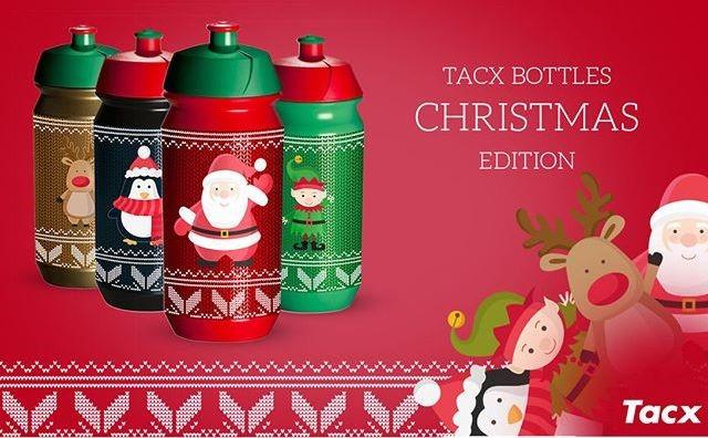 Flaska Tacx God Jul