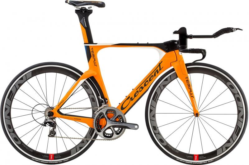 Crescent Tempus Pro Orange