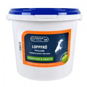 "Loppfrö Psyllium Äppelsmak ""Biofarmab"" 2,5kg"