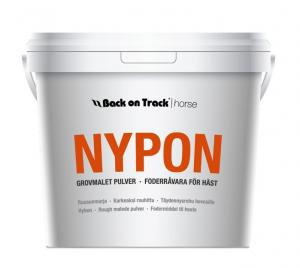 "Nyponpulver 900g ""Back on Track"""