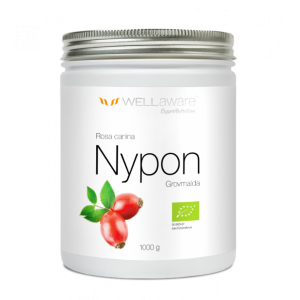 "Nyponpulver WellAware Eko ""Back on Track"" 1kg"