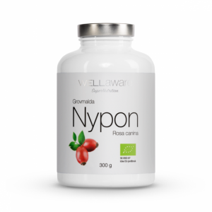 "Nyponpulver WellAware Eko ""Back on Track"" 300g"