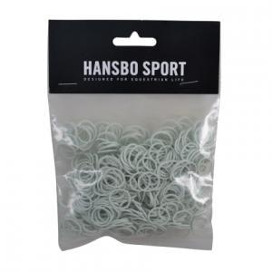 "Gummiband Vit ""Hansbo Sport"""
