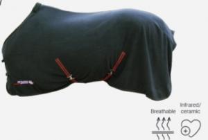 "Fleecetäcke Infrared ""Horse Guard"""