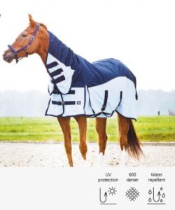"Flug-Regntäcke Aiman ""Horse Guard"""