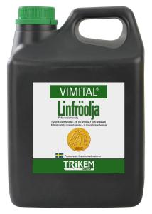 "Linfröolja ""Vimital"""
