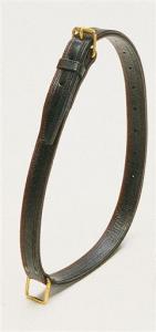 """Halsring Läder W-Collar """"Wahlsten"""""""