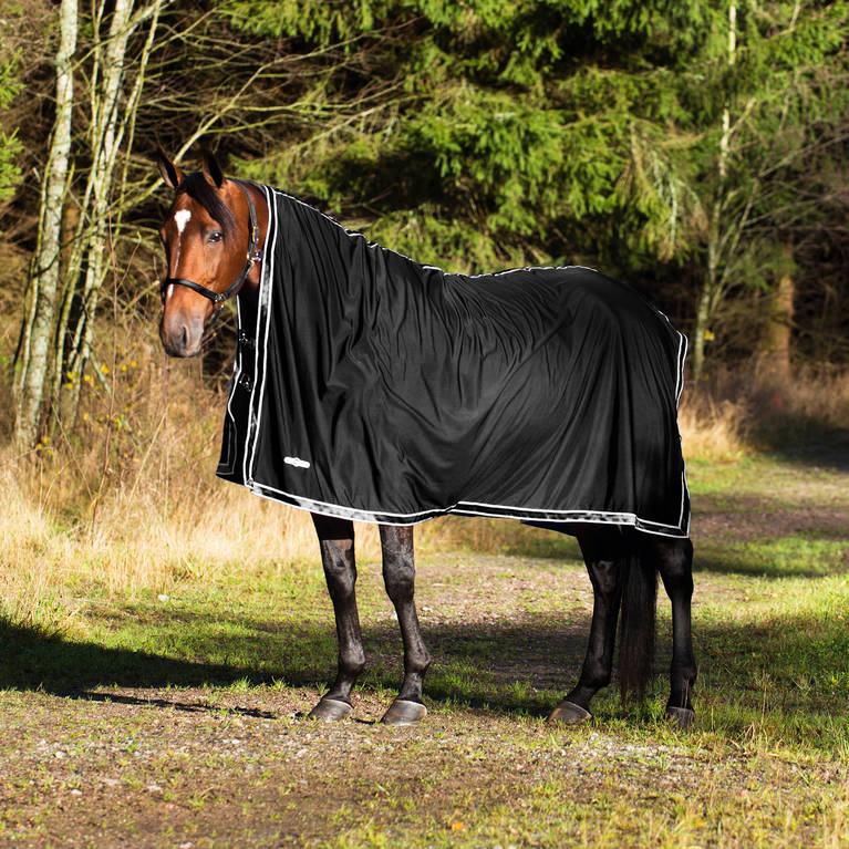 svettäcke till häst