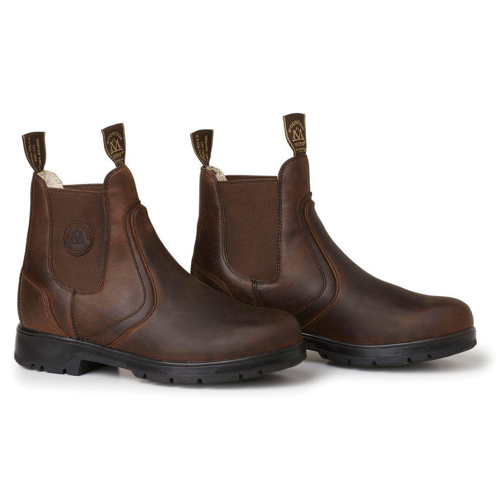 fodrade skor dam