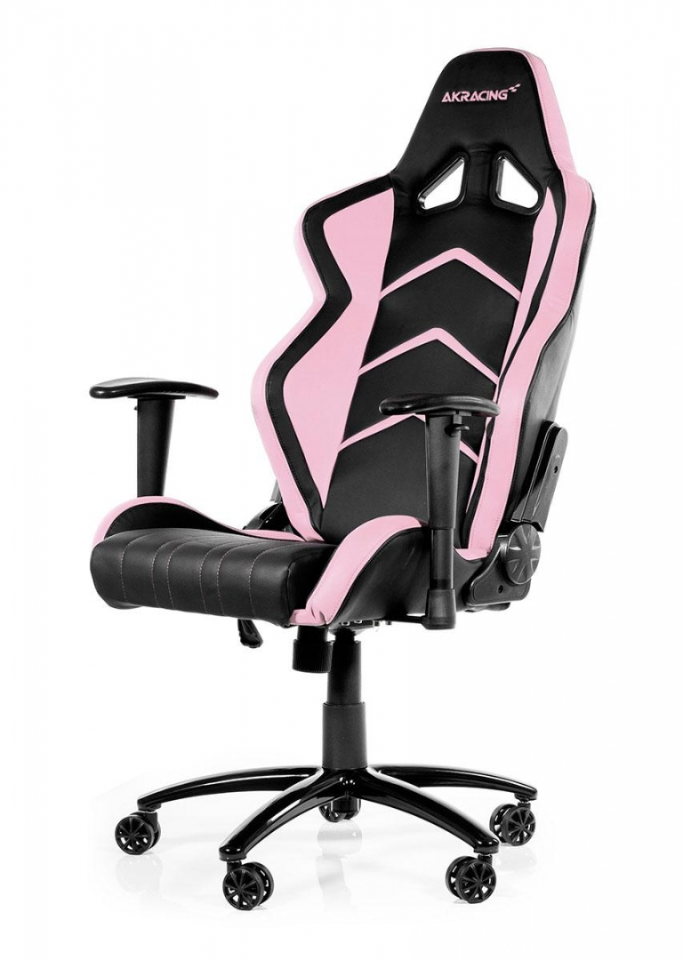 Groovy Akracing Player Gaming Chair Black Pink Machost Co Dining Chair Design Ideas Machostcouk