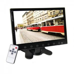 9 Inch Rearview LCD HDMI Input Car Monitor AV+HDMI