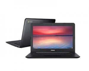 "ASUS Chromebook C300SA 13,3"" HD Glare, N3060, Intel HD, 4G, 16GB EMMC + TPM-no ODD-Chrome OS"