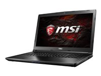 "MSI GL72 17.3"" i5-7300HQ 8GB 1TB GTX 1050"