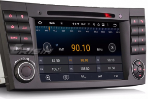 """7"""" Android 6.0 DAB+ Car Radio 3G GPS DVR for Benz"""