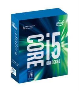 Intel Core i5 7600K 3.8 GHz, 6MB, Socket 1151