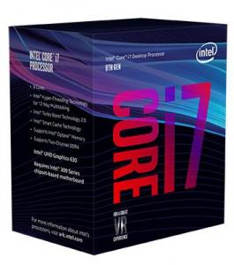Intel Core i7 8700 3.2 GHz, 12MB, Socket 1151