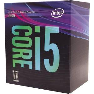 Intel Core i5 8600 3.1 GHz, 9MB, Socket 1151