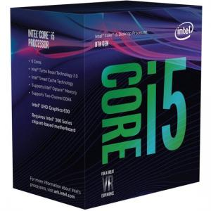 Intel Core i5 8400 2.8 GHz, 9MB, Socket 1151