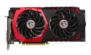 MSI GeForce GTX 1060 GAMING X 6G