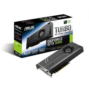 ASUS GeForce GTX 1060 6GB GDDR5 DVI, HDMI, 3xDisplayPort Fan TURBO