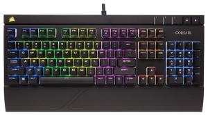 Corsair Gaming Keyboard STRAFE RGB Cherry MX Red