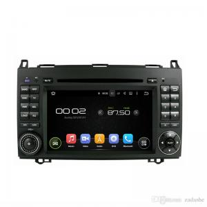 "7"" Android DVD GPS Navigation for Mercedes Benz A-W169(04-12) B-W245 (05-11) Vito/Viano/Sprinter"
