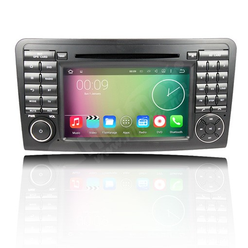 7 android 6 0 octa core navigation dvd gps for mercedes. Black Bedroom Furniture Sets. Home Design Ideas