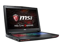 "MSI GT72VR 17.3"" i7-7700HQ 16GB 256/1TB GTX 1060"