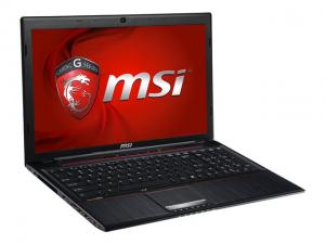 "Speldator MSI 60 2QE 850NE Leopard - 15.6 ""- Core i7 4720HQ - Windows 8,1-8 GB RAM - 1 TB hårddisk"