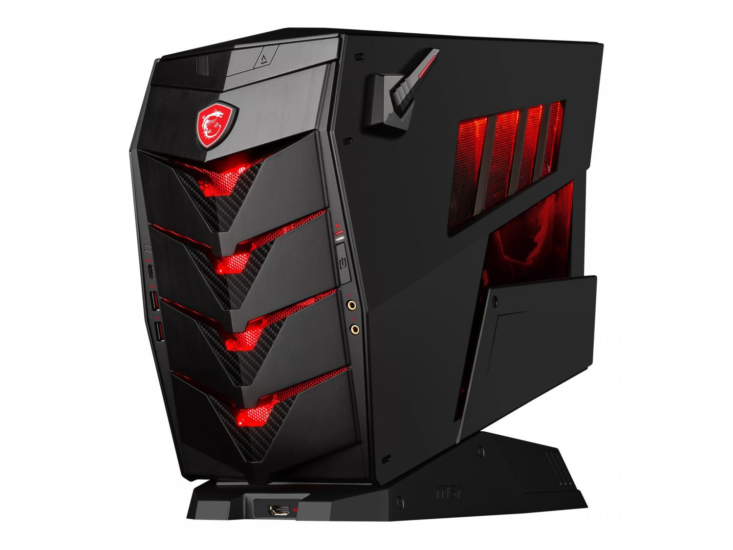 MSI Aegis 3 VR7RC 004EU Torn I5-7400 8GB 1.256TB Windows 10 Hem