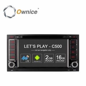 Cortex A53 4Core Android 6.0 car stereo for VW Touareg T5 Transporter with 16G rom support 4G