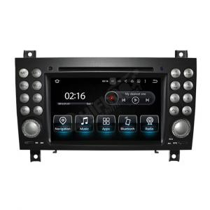 7 inch Android 5.1 Quad Core 16G Car GPS DVD Navi System for Mercedes Benz SLK- W171(2003-2011)