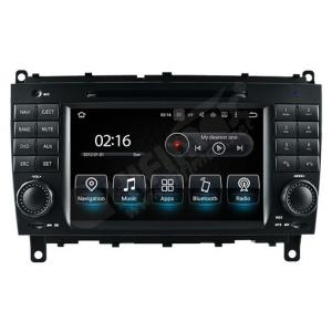 7 inch Android Car GPS DVD Navi System for Mercedes Benz CLK W209(2006-2012)CLS W219(2004-2008)