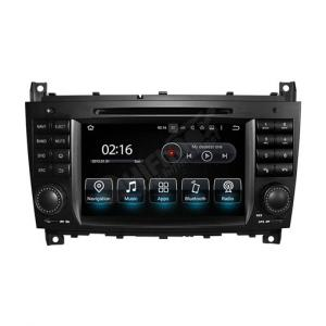 """7"""" Android Car GPS DVD Navi System for Mercedes Benz C W203(04-07)CLC(08-10)G W467(05-07)"""