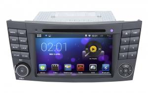 7 inch Android Navigation GPS DVD Player for Mercedes Benz E W211(02-09) CLS W219 (04-10)